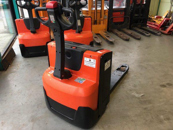 BT elektrische pallettrucks